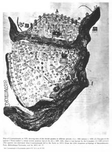 Joden Constantinopel